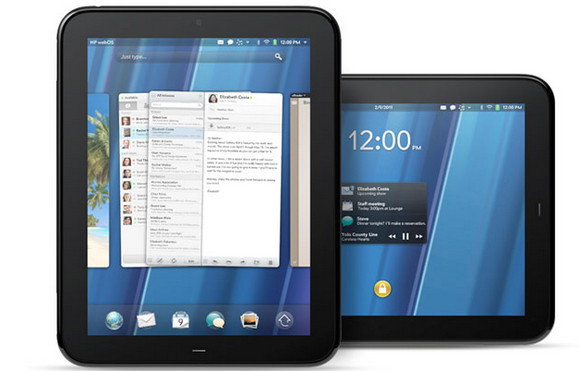 HP 9.7-inch webOS TouchPad arrives with dual core CPU and Touchstome support