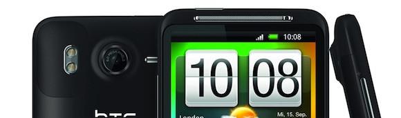 HTC Desire HD announced: 4.3