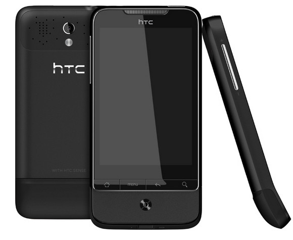 HTC Desire and Legend handsets get delicious new finishes
