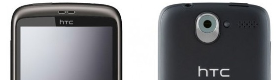 Black HTC Desire appears on Orange and promptly sells out