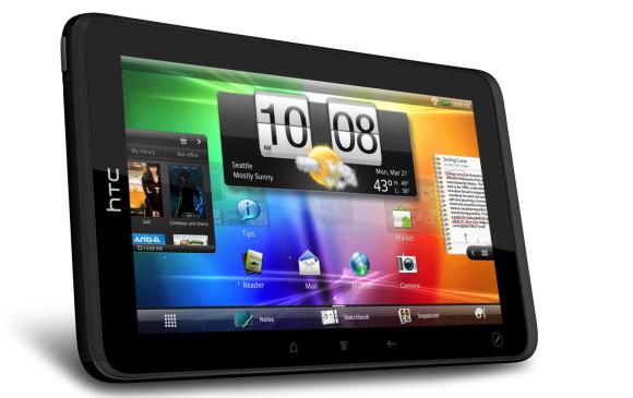 HTC Evo View 4G announced