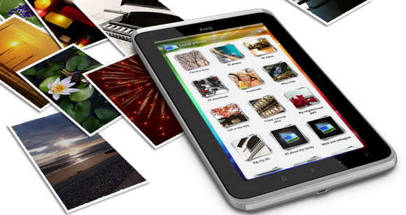 HTC Flyer landing in the UK in mid-April - possibly for £600