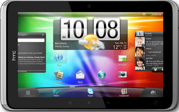 HTC Flyer Android tablet secures 'one million orders'