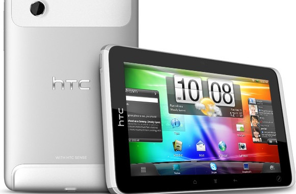 HTC Flyer tablet gets Android 3.2 Honeycomb update