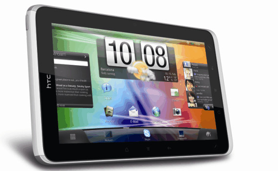 HTC Flyer 7-inch Android tablet looks to be the ultimate note taking device