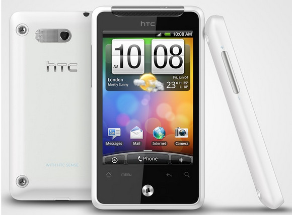 HTC Gratia Android handset headed for Europe-land
