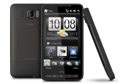 HTC HD2 high end WM6.5 smartphone due this month