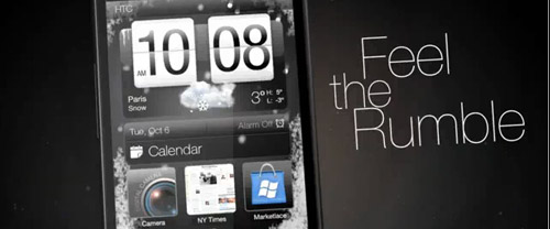 HTC HD2 is ready to rumble: video promo