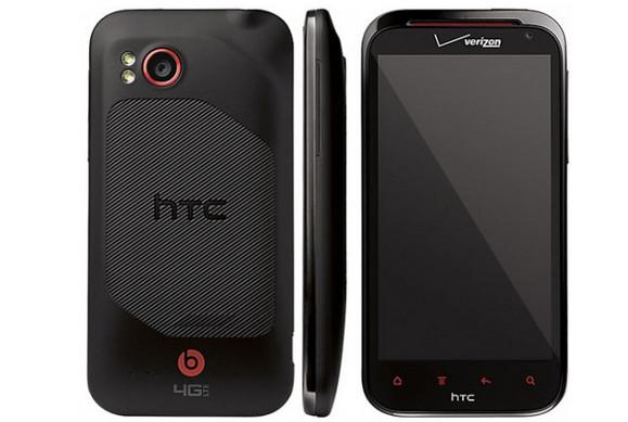 HTC Rezound coming to Verizon Wireless, packs Beats Audio, 1280 x 720 screen