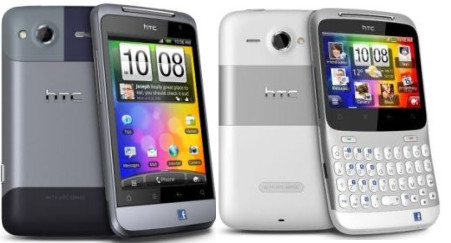 HTC get social with two Facebook phones, ChaCha and Salsa