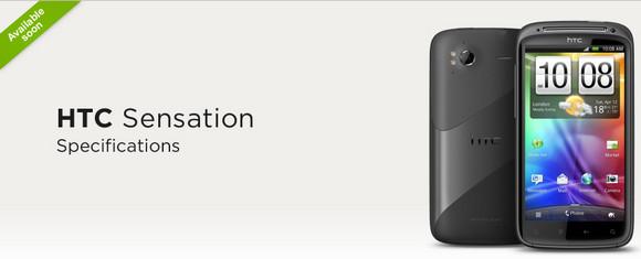 HTC Sensation slips closer to UK release