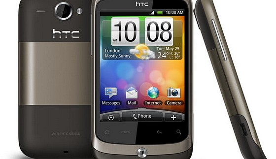 HTC Wildfire bagged by T-Mobile and Virgin Media