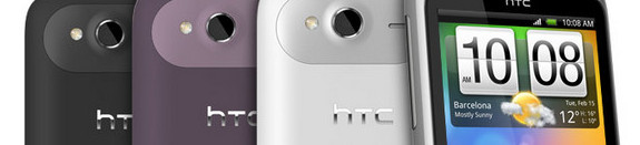 HTc Incredible S and Wildfire S roll off HTC's hyperactive production lines