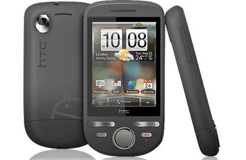 Vodafone HTC Tattoo Android phone