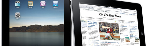 Apple iPad and the news: the killer apps listed