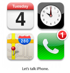 Apple to announce new iPhone at Oct. 4 event in California, mass hysteria sure to follow