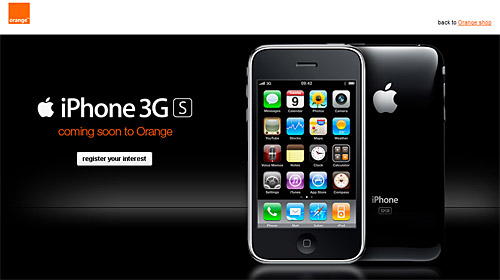 Orange to get iPhone in the UK