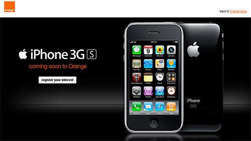 Orange to get iPhone in the UK