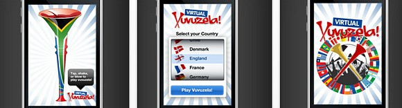 Hideous Vuvuzela iPhone apps offer new ways to annoy friends