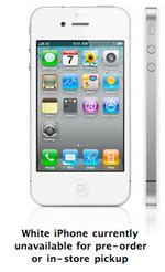 Hipsters wail as Apple's white iPhone 4 faces big delay