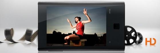 iriver Smart HD touchscreen PMP looks rather natty