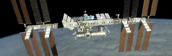 Video tour of the International Space Station in HD