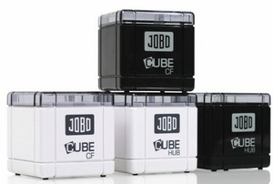 JOBO Cube readers offer multi-card storage