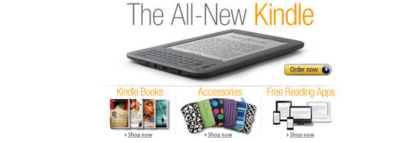 Amazon now selling more Kindle books that paperback and hardback combined