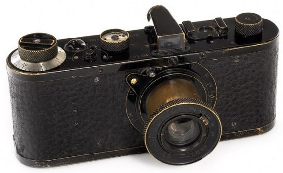 Say hello to the world's most expensive camera: a €1.3m Leica - from 1923