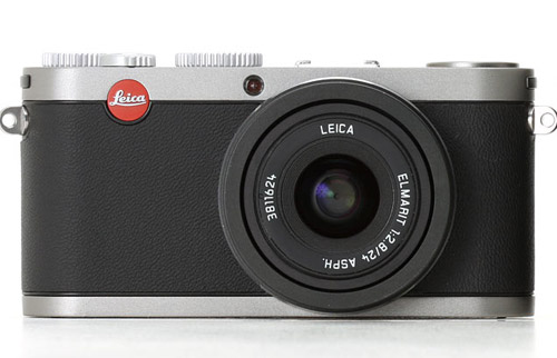 Leica X1 gets hands-on preview