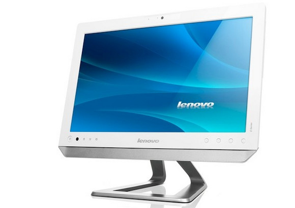 Lenovo multitouch C325 all-in-one desktop ramps up the value