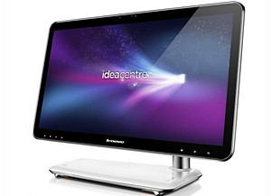 Lenovo's stunning IdeaCentre A300 all-in-one PC