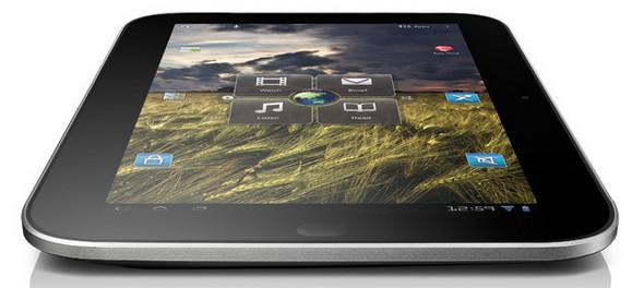 Lenovo unveils lustworthy ThinkPad and consumer IdeaPad K1 tablets.