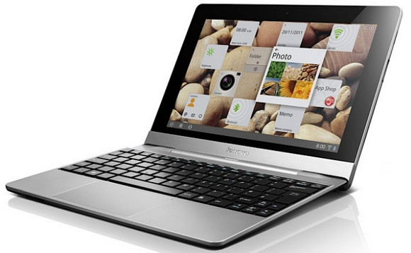 Lenovo IdeaTab S2 10 inch 1.5GHz dual-core CPU goes for the ASUS Transformer market