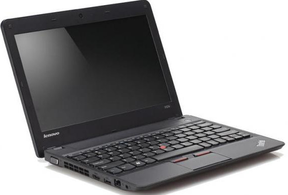 ThinkPad x121e laptop slams down 11.6 inches of power in an understated design
