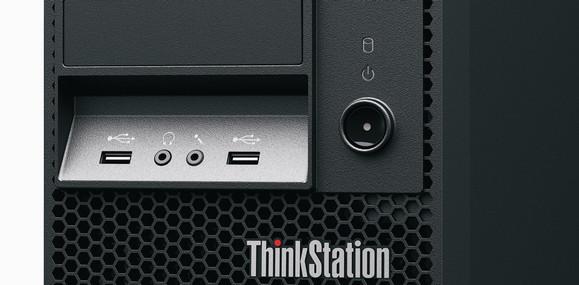 Lenovo ThinkStation E30 and ThinkCentre M81 - serious business