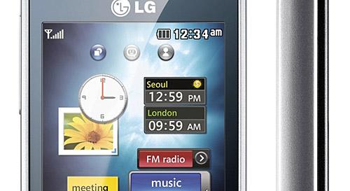 LG 'Pop' GD510 handset