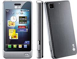 LG 'Pop' GD510 mid priced handset