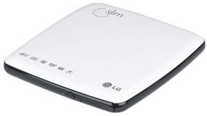 LG Slim GSA-E5OL Portable CD/DVD Rewriter Review
