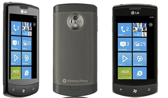 Whoops! LG Optimus 7 Windows 7 phone gets embargo-breaking announcement