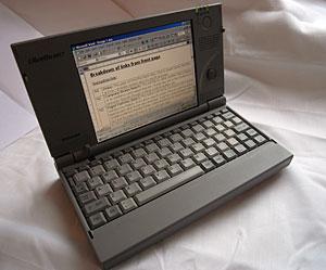 Toshiba Libretto 50 Ultra Mobile PC- Ten Years On