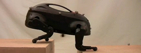 Little Dog robot: brilliant, clever and not a little scary