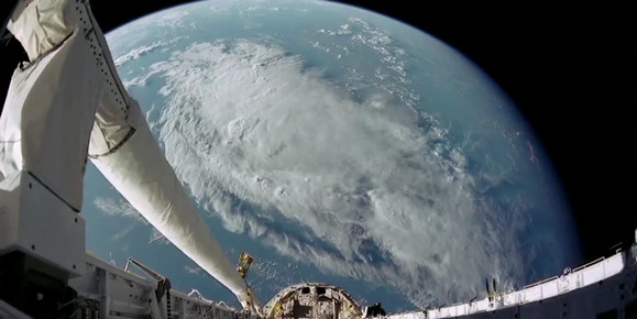 Live HD footage of Earth to be beamed down from the ISS