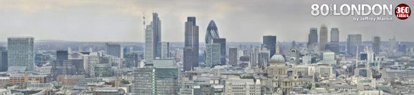 London panorama: the biggest on the world