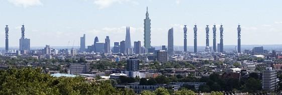 Design your own London skyline in a skyscraper frenzy