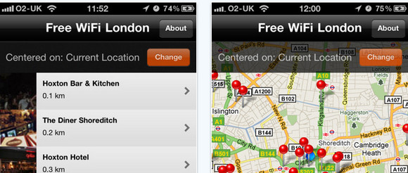 Londonist launches Wi-Fi locating iPhone app