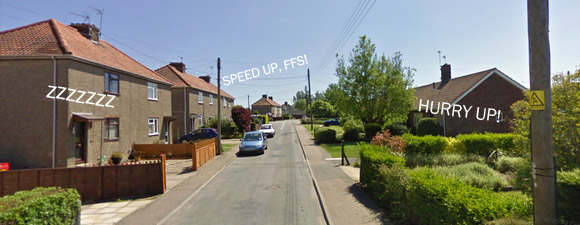 Is your street the worst in the UK for broadband speeds?