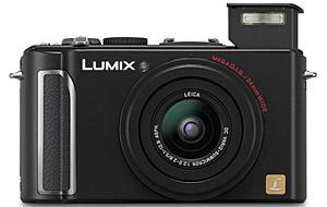Panasonic Lumix LX3 firmware update - take 2.1!