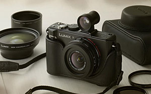 Panasonic Lumix LX3 Digital High End Compact Camera Review