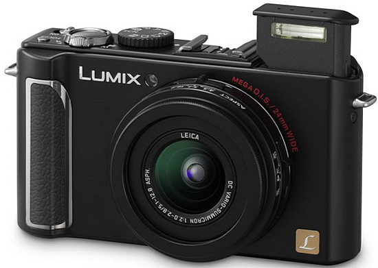Panasonic Lumix LX3 Version 2.2 firmware upgrade released